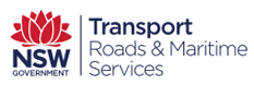 RTA NSW Transport Roads & Maritime Services
